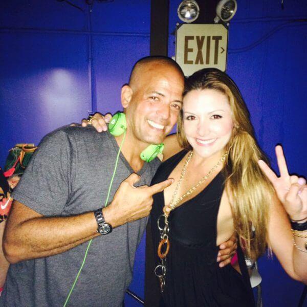 DJ OSCAR LEAL FT JESSICA MANCO