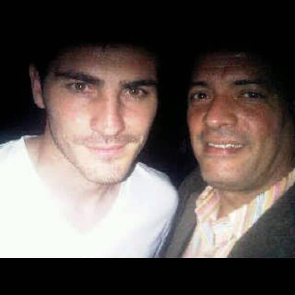 DJ OSCAR LEAL FT IKER CASILLAS