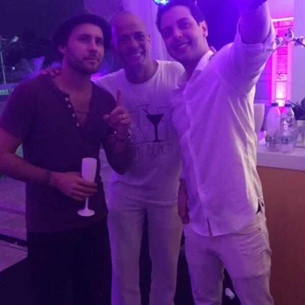 DJ OSCAR LEAL FT JIMMY SAX Y VICTOR MUÑOZ